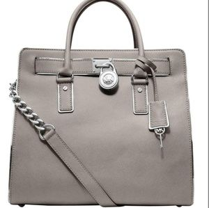 Michael Kors shoulder bag leather tote